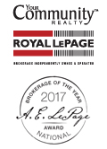 Royal LePage Your Community Realty, Brokerage *